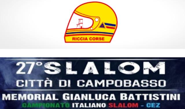 La Riccia Corse presente con 4 vetture al 27° Slalom Città di Campobasso - Memorial Gianluca Battistini.