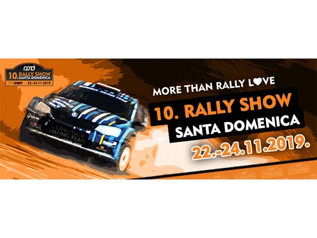 10º Rally Show Santa Domenica
