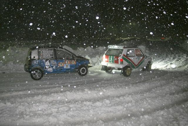 Trofeo Highlander Ice, l'essenza delle competizioni automobilistiche amatoriali.