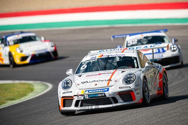 AB Racing rilancia a Misano nella seconda della Carrera Cup Italia