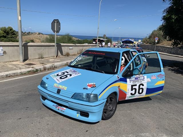 Alla 21ª Termini-Caccamo riscontri positivi per i portacolori RO racing.