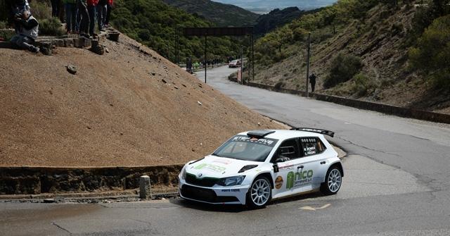 """I portacolori della Scuderia Porto Cervo Racing svettano nel """"Rally del Parco Geominerario della Sardegna"""""""