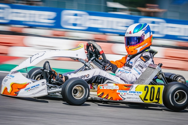WEEK END DI FUOCO PER IL TEAM DRIVER TRA CASTREZZATO E CASTELLETTO.