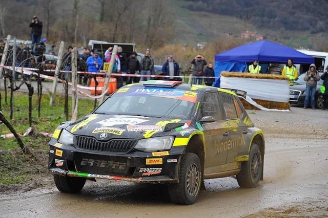 AL PREALPI MASTER SHOW, BETTEGA PORTA IN VETTA AL RACE DAY L'ERREFFE RALLY TEAM-BARDAHL