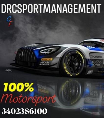 Cesare Funari al lavoro per il Motorsport