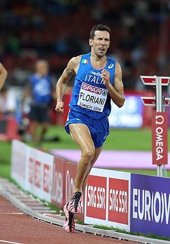 L'atleta Trentino Yuri Floriani sceglie la RO racing per il debutto nel mondo delle corse.