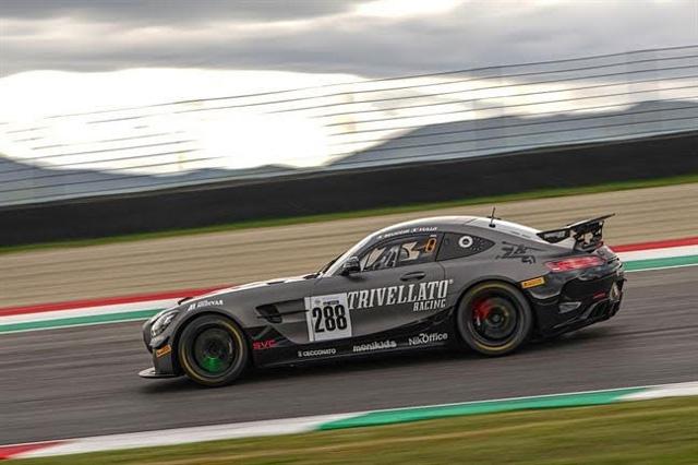 Trivellato Racing all'attacco a Monza nel Tricolore GT