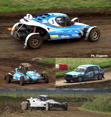 Casarin e HP Sport - tre gare, tre successi sempre più leader del tricolore velocità su terra