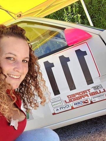 JESSICA Scarafone sceglie drcsportmanagement PER PUNTARE Alla stagione 2021