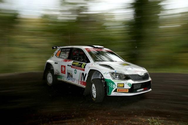 Nuove sensazioni forti per Movisport : Andolfi e Gryazin ok in Galles, Michelini trionfa a Pistoia