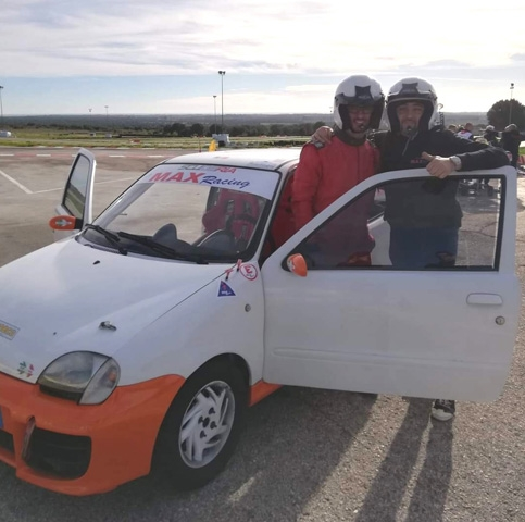 """Al tricolore Formula Challenge """"Magna Grecia"""", Max Racing a caccia di punti"""