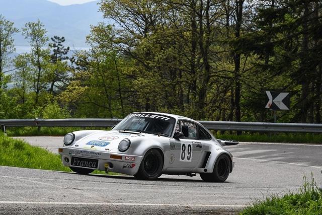Risultati eccellenti per la RO racing alla Scarperia-Giogo.