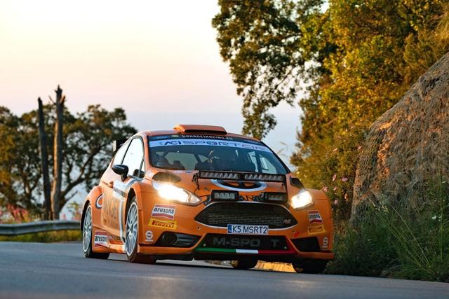 Campedelli-Canton e la Ford trionfano alla 103^ Targa Florio