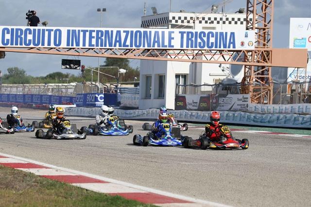 Pronta Triscina per il Tricolore Karting