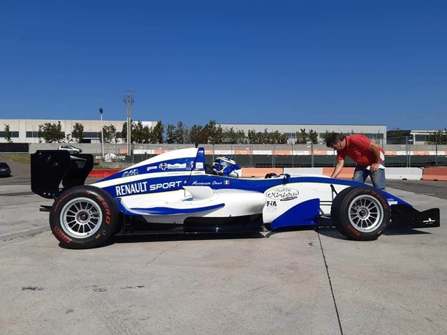 Test Prestagionale per la Zero40 Racing Team con Denis Mezzacasa
