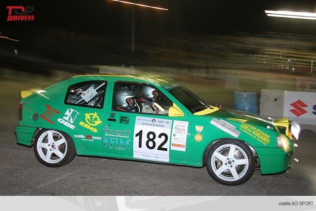 TOP DRIVERS AL BASSANO STORICO CON MONTEMEZZO