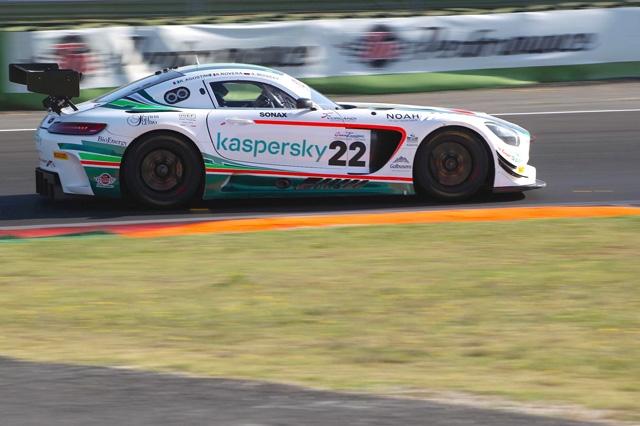 Rovera ritorna al Mugello per l'Italiano GT Endurance su Mercedes