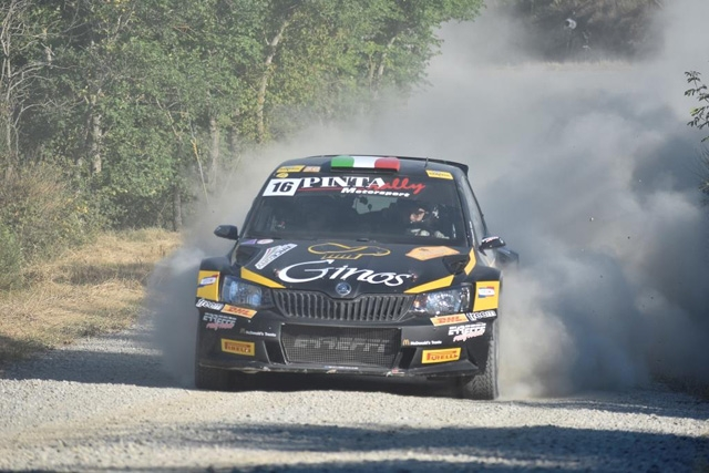 ERREFFE RALLY TEAM-BARDAHL: BETTEGA E CARGNELUTTI VINCONO IL RACEDAY