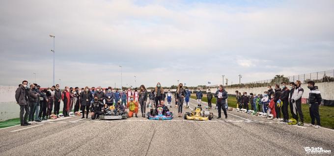 Al Levante Circuit week end di sport e condivisione sui kart