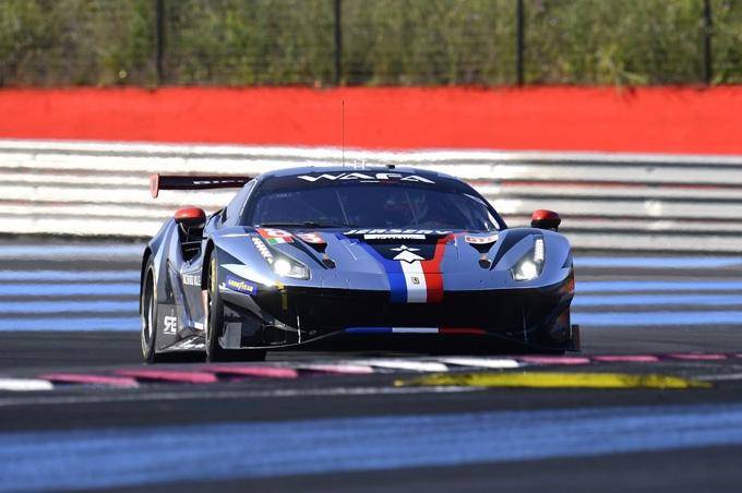 Rovera sale sul podio della 4 Ore di Le Castellet su Ferrari in ELMS
