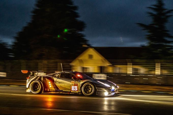 Rovera vince all'esordio a Le Mans sulla Ferrari di AF Corse