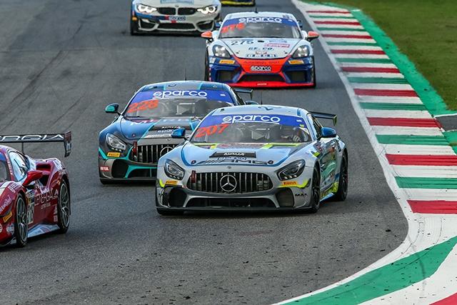 "DIEGO DI FABIO CAMPIONE ITALIANO GRAN TURISMO GT SPRINT CLASSE  ""GT4 AM"""