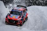 Tänak prende il comando nel paese delle meraviglie invernale del WRC dell'Artico
