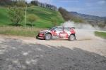 Al Rally Adriatico il primo appuntamento su terra di Andreucci Pinelli con le MRF Tyres