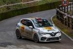 La Porto Cervo Racing con Moricci-Garavaldi al Rally Casciana Terme