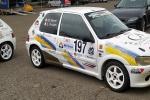 La Scuderia di Velletri Mp Racing Competition all'8° Rally Terra di Argil