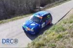 Taglienti-Mariani: buona la prima al Rally Ronde del Canavese